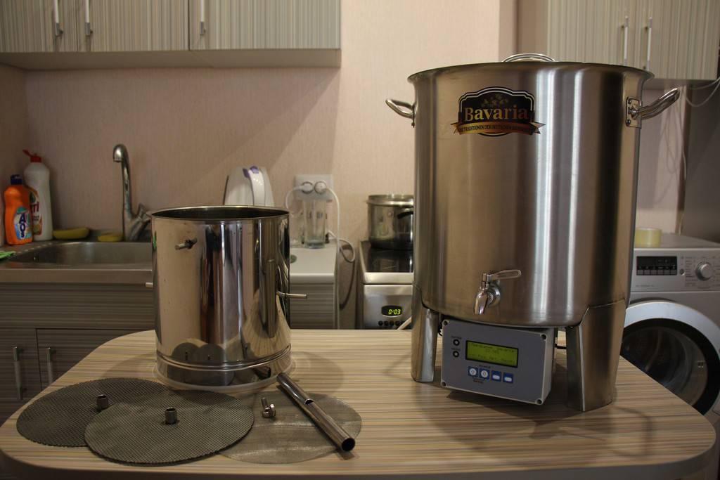Домашняя пивоварня бавария цена домашняя пивоварня malinovka для зернового пива